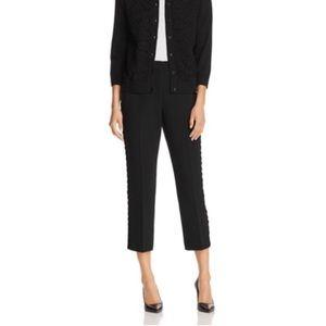 KATE SPADE | black Margaux pant size 8